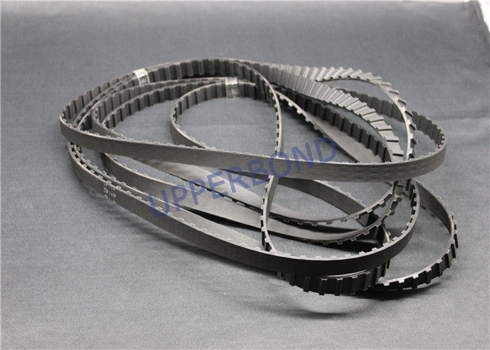 Cogged Belt Cigarette Packing Machine Parts High Temperature Tolerance