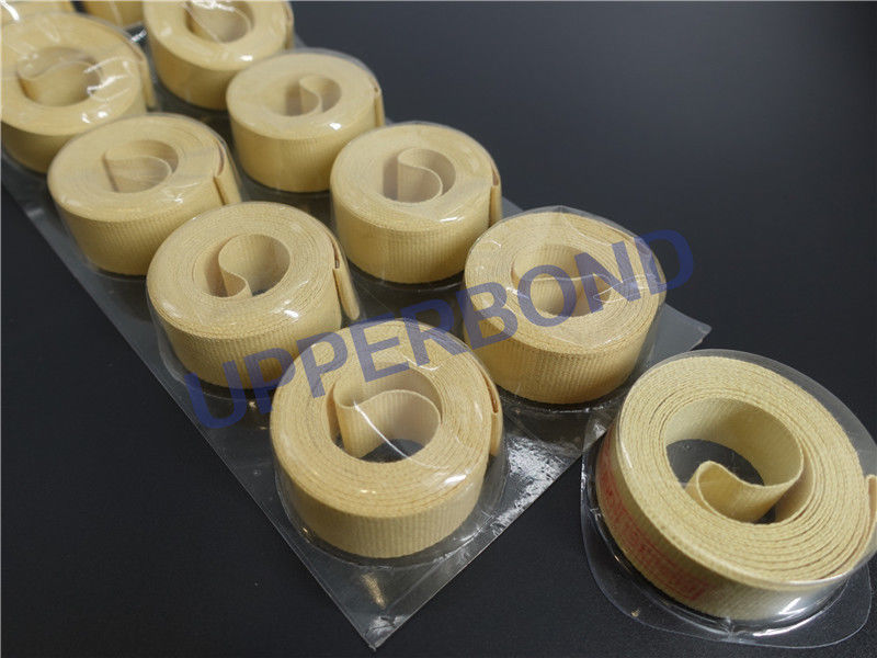 Acid Resistant Insulation Garniture Tape For Cigarette Maker