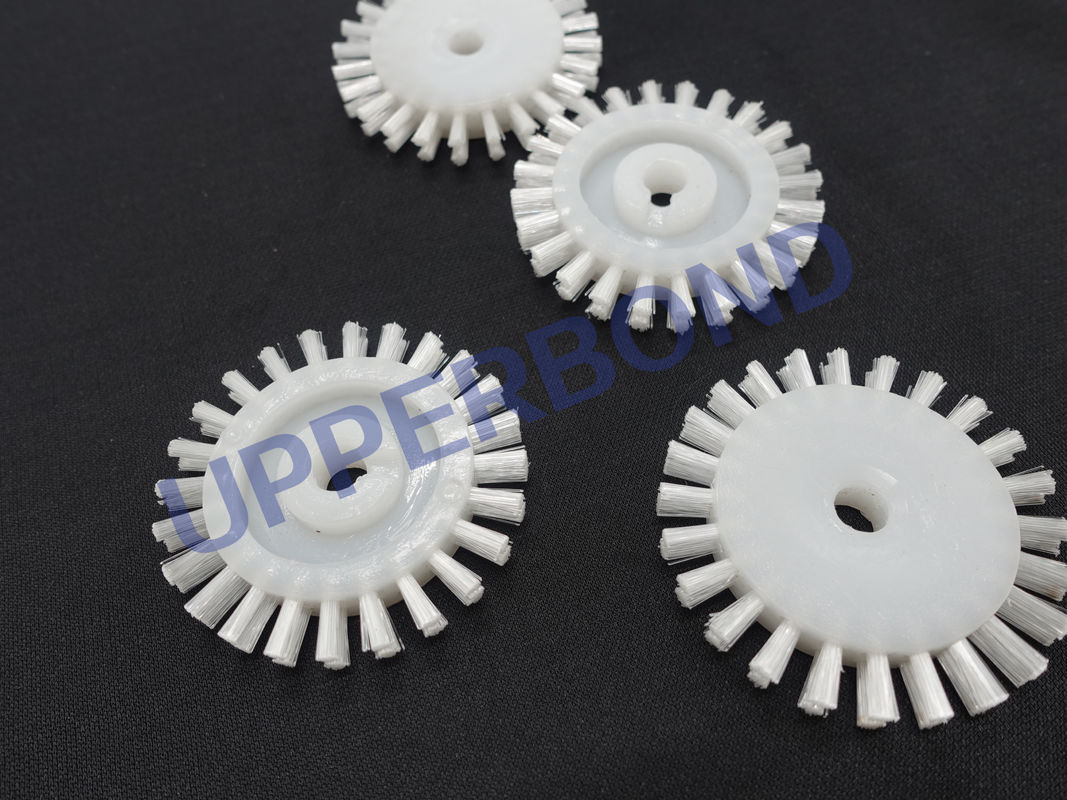 Mark 9 Cigarette Machine Spare Parts White Nylon Wire Brushes